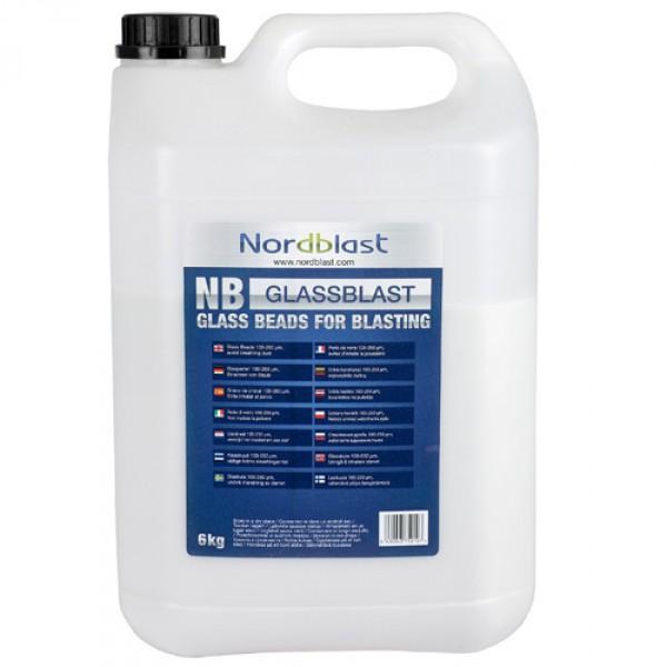NBGlassblast lasikuulat